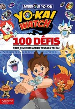 Livres Couvertures de Yokaï Watch - 100 défis