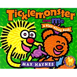 Ticklemonster and Me (Play Along Books)