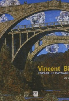 Livres Couvertures de Vincent Bioulès : Espace et paysage 1966-2006 Un voyage à Céret