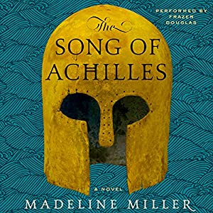 Image result for song of achilles audiobook