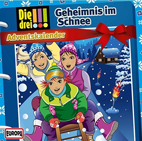 Die drei !!! (SE) Geheimnis im Schnee - Europa 2015