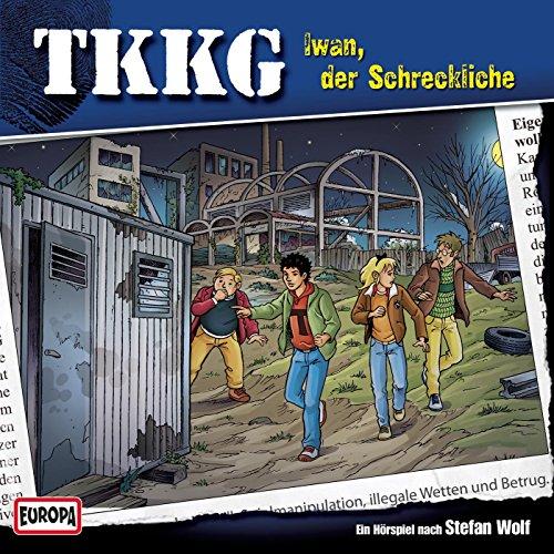 TKKG (189) Iwan,der Schreckliche (Europa)
