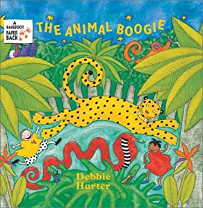 """Cover of """"The Animal Boogie"""""""