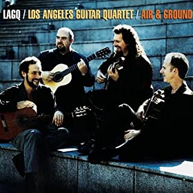 Air & Ground: LAGQ, album cover