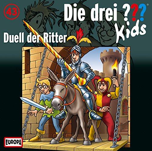 Die drei ??? kids (43) Duell der Ritter