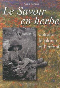 Livres Couvertures de Le savoir en herbe