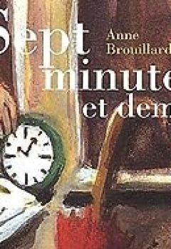 Livres Couvertures de Sept Minutes Et Demie