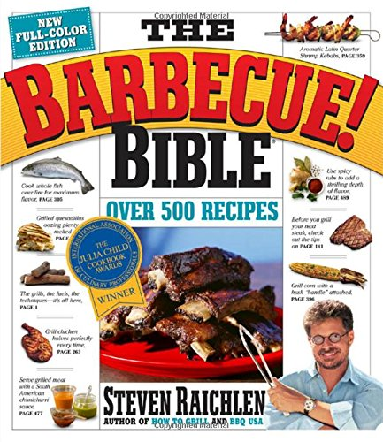 Cookbook of the Month - May 2016 - The Barbecue Bible