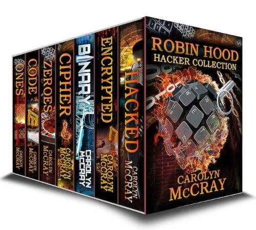Robin Hood Hacker Collection: including the #1 Techcno-Thriller Encrypted (Robin Hood Hacker Techno-Thriller Series)