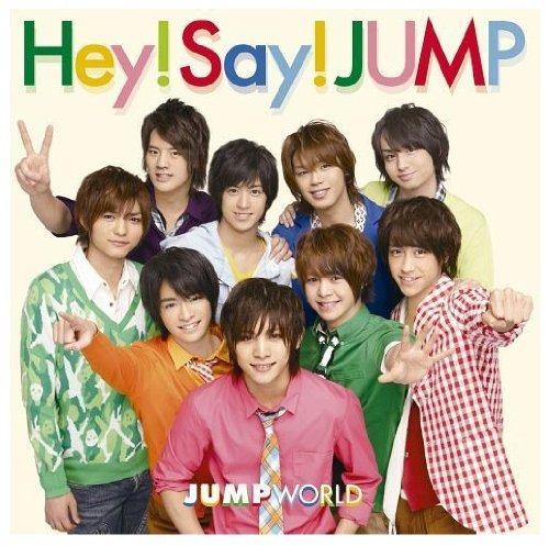 JUMP WORLD(通常盤)(初回仕様)
