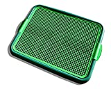 Klean Paws Puppy Pad Holder ● Keeps Paws Dry ● No Torn Pads ● Protects Floors ● Save Money ● Green