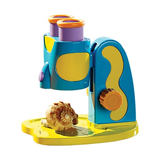 Educational Insights My First Microscope