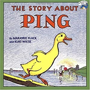 "Cover of ""The Story about Ping (Reading R..."