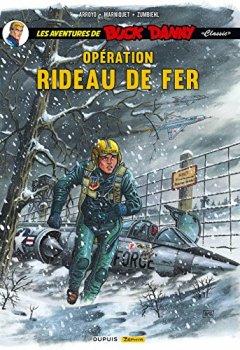 Livres Couvertures de Les aventures de Buck Danny Classic, Tome 5 : Opération rideau de fer