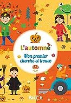 Livres Couvertures de Mon Premier Cherche Et Trouve : L'automne