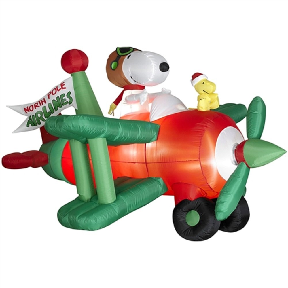 Peanuts Gang Outdoor Christmas Decoration