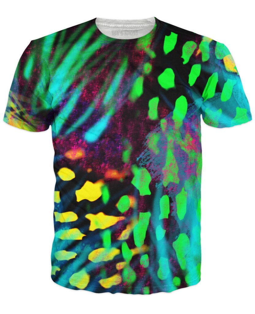 Neon Paint Party Tee