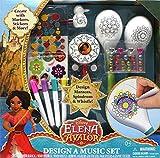 Disney Elena Design A Music Set