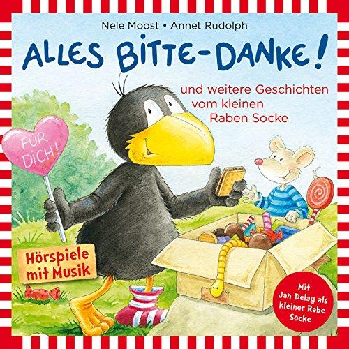 Kleiner Rabe Socke - Alles Bitte-Danke! - Edition Silberfisch 2016