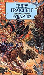"Cover of ""Pyramids (Discworld Novel S.)"""