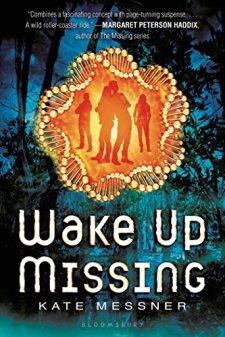 Wake Up Missing by Kate Messner| wearewordnerds.com