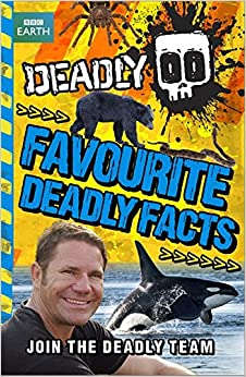 Image result for deadly fact books