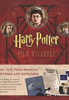 Portada del libro deHarry Potter Film Wizardry (Revised and Expanded) by Brian Sibley (2012-10-23)