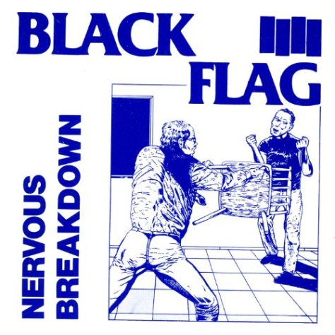 Black Flag-Nervous Breakdown-REISSUE-CDEP-FLAC-1988-DeVOiD Download