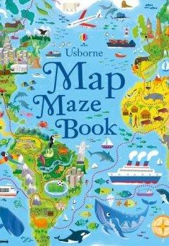 Livres Couvertures de Map Mazes