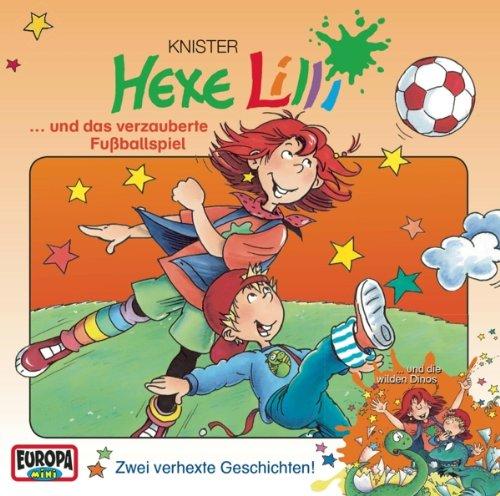 Hexe Lilli und das verzauberte Fußballspiel (Europa)