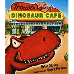 Trouble at the Dinosaur Cafe