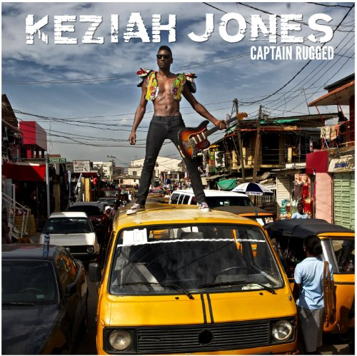 Keziah Jones – Captain Rugged (2013) [Qobuz FLAC 24/48]