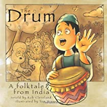 The Drum: A Folktale from India (Welcome to Story Cove)