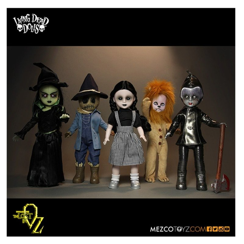 scary dolls for halloween