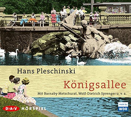 Königsallee (Hans Pleschinski) WDR 2015 / DAV 2015