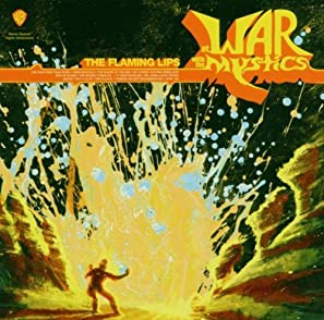 """Cover of """"At War With the Mystics"""""""