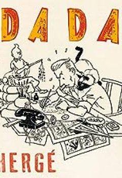 Livres Couvertures de Revue Dada, N°213 : Hergé