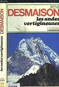 Livres Couvertures de Les Andes Vertigineuses