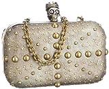 Religion Adorn Range Clutch Bag NA1049 Damen Clutches 16x10x6 cm (B x H x T)