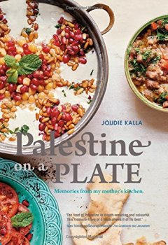 Livres Couvertures de Palestine on a Plate : Memories from My Mother's Kitchen
