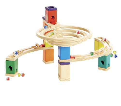 Marble run for a 4-year-old