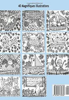 Livres Couvertures de ANTI-STRESS Livre De Coloriage Pour Adultes Avec Gros Mots, Insultes Et Jurons: Animaux Mignons, Fleurs Et Injures