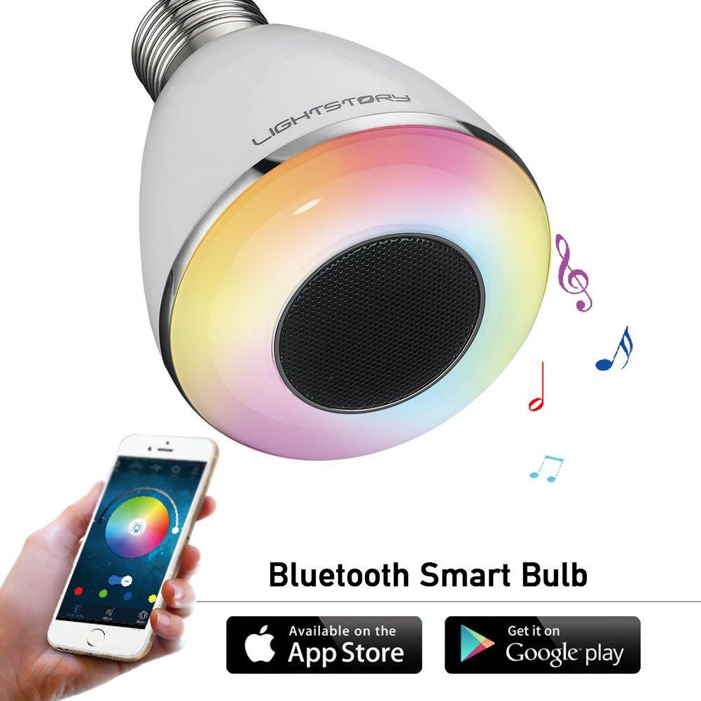 Remote Controlled Light Bulb Socket