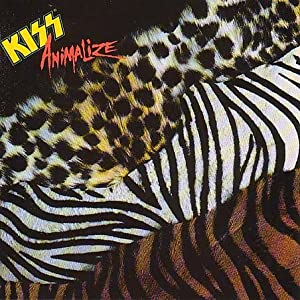 "Cover of ""Animalize"""