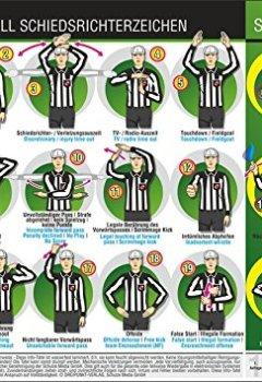 Buchdeckel von American Football Schiedsrichterzeichen