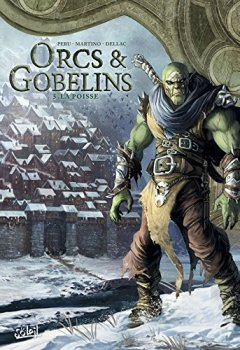 Livres Couvertures de Orcs & Gobelins T05 - La Poisse