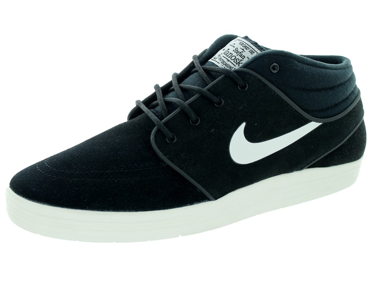 Nike Men's Lunar Stefan Janoski Mid Skate Shoe