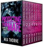 Protecting Their Mate, The Complete Serial: A BBW Shifter Werewolf Romance (The Last Pack)