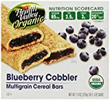 Health Valley Organic Multigrain Cereal Bars, Blueberry Cobbler, 6 Count (Pack of 6)