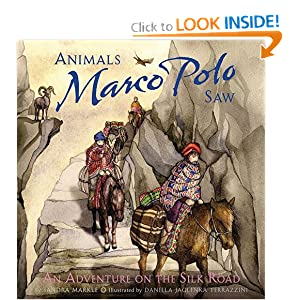 Animals Marco Polo Saw (Explorer Series)